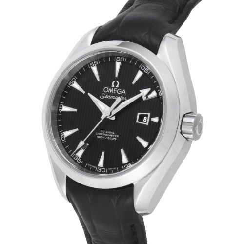 OMEGA Seamaster Aqua Terra Co-Axial Automatic Ladies Watch 231.13.34.20.01.001
